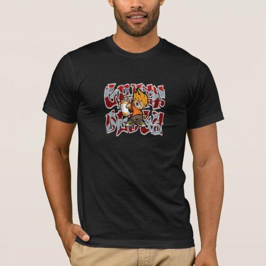 Graffology - Black T-Shirt