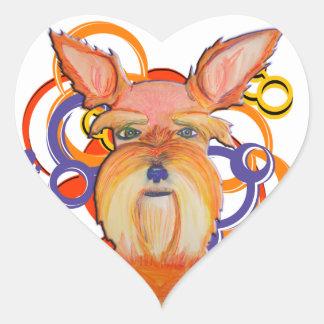 Grafic Zo3 Heart Sticker