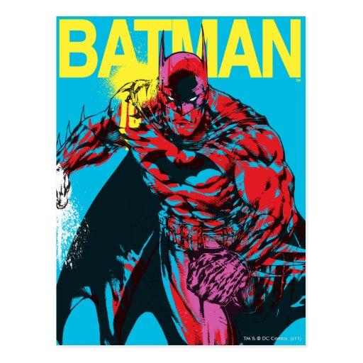 Gráfico 1 de Batman Postal