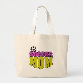 gráfico 2 del texto de la mamá del fútbol bolsa tela grande