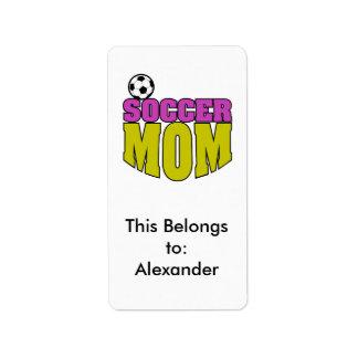 gráfico 2 del texto de la mamá del fútbol etiquetas de dirección