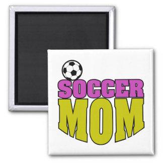 gráfico 2 del texto de la mamá del fútbol imán cuadrado