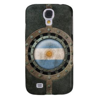 Gráfico argentino de acero industrial del disco de