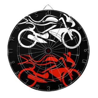 Gráfico artístico de la moto
