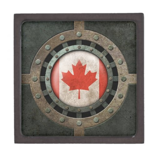 Gráfico canadiense de acero industrial del disco d caja de regalo de calidad