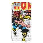 Gráfico cómico retro del precio del Thor Funda De iPhone 6 Barely There