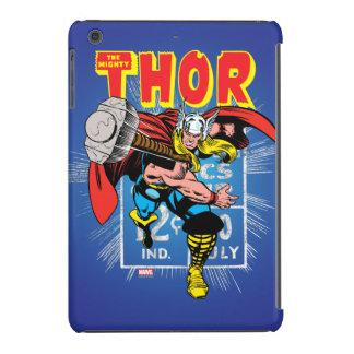 Gráfico cómico retro del precio del Thor Funda Para iPad Mini