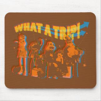 Gráfico de bandas de los Muppets Alfombrillas De Raton