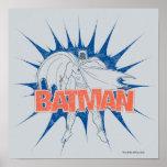 Gráfico de Batman Impresiones