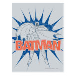 Gráfico de Batman Postal