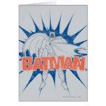 Gráfico de Batman Tarjetas