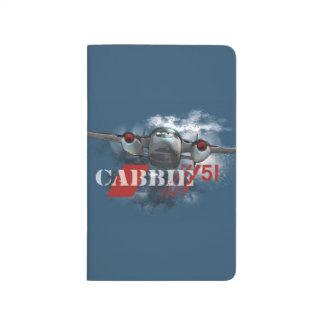 Gráfico de Cabbie Cuaderno