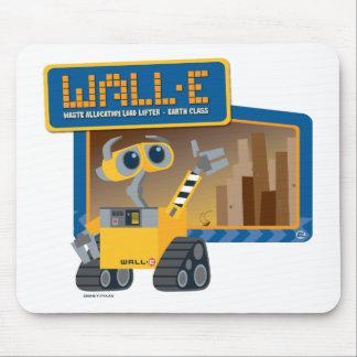 Gráfico de Disney WALL-E Tapete De Ratón