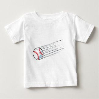 Gráfico de encargo del béisbol de las camisetas
