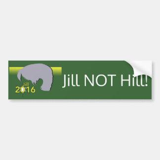 Gráfico de Jill 2016 de la pegatina para el Pegatina Para Auto