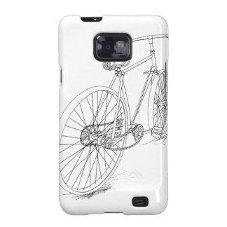 Gráfico de la bicicleta samsung galaxy s2 funda