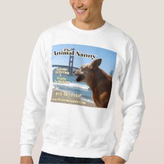 Gráfico de la camiseta de la región de SF Suéter