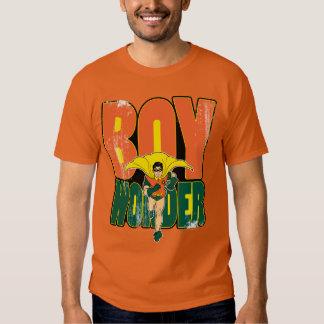 Gráfico de la maravilla del muchacho camisas