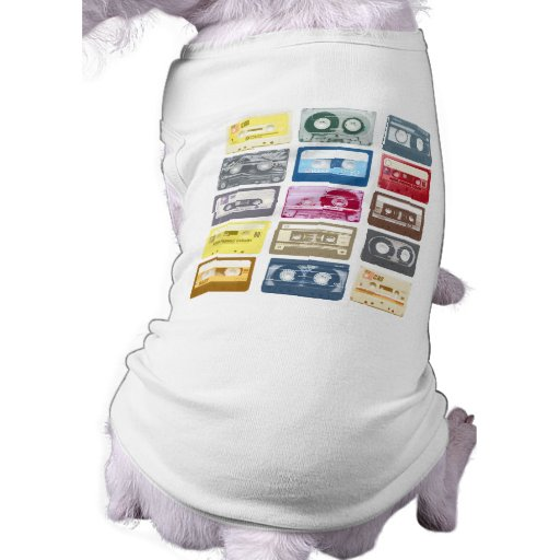 Gráfico de Mixtapes Camisa De Perrito