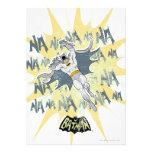 Gráfico de NANANANANANA Batman Comunicado