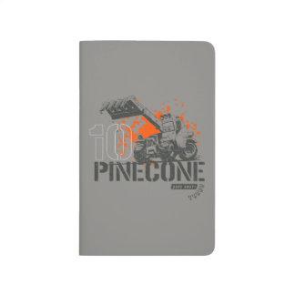 Gráfico de Pinecone Cuadernos