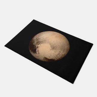 Gráfico de Plutón Felpudo