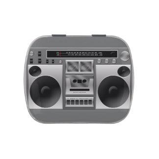 Gráfico de radio de Boombox