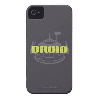 Gráfico de Star Wars Droid Funda Para iPhone 4