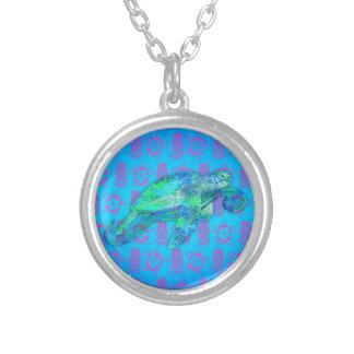 Gráfico de tortuga de mar joyería