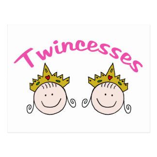 Gráfico de Twincess Postales