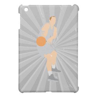 gráfico de vector del paso del baloncesto