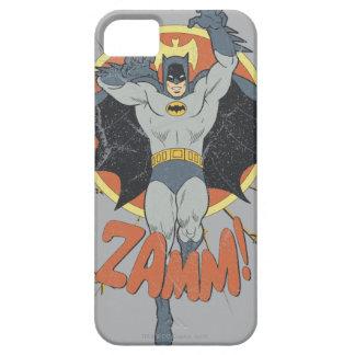 Gráfico de ZAMM Batman iPhone 5 Fundas