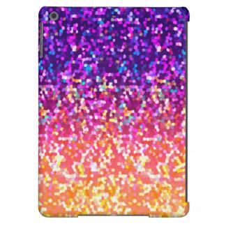 Gráfico del brillo de la caja del aire del iPad de