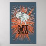 Gráfico del cruzado de Caped Posters