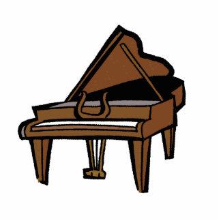 Gráfico del piano de cola, imagen de Brown Esculturas Fotograficas