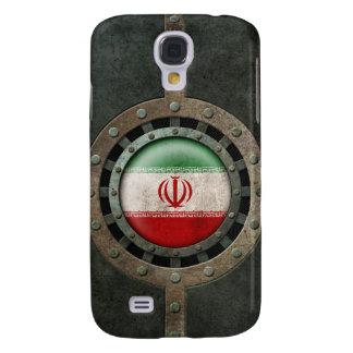 Gráfico iraní de acero industrial del disco de la