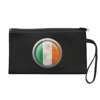 Gráfico irlandés del disco de la bandera de la mal
