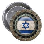 Gráfico israelí de acero industrial del disco de l pins