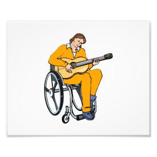 gráfico orange.png de la silla de ruedas del guita impresiones fotograficas