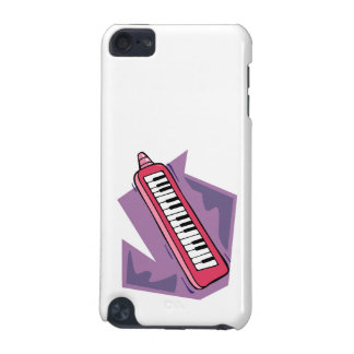 Gráfico portátil rosado del piano del teclado 80s