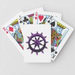 gráfico redondo purple.png de la rueda de las nave barajas