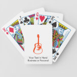 gráfico resumido orange.png de la guitarra cartas de juego