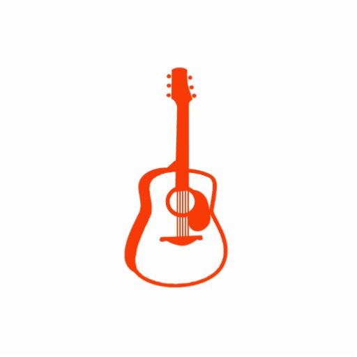 gráfico resumido orange.png de la guitarra esculturas fotográficas