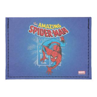 Gráfico retro del precio de Spider-Man Tarjeteros Tyvek®