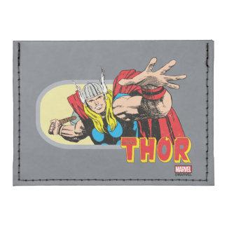 Gráfico retro del Thor Tarjeteros Tyvek®