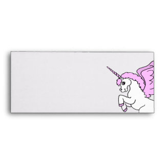 Gráfico rosado y blanco del unicornio sobre