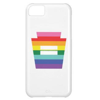 Gráfico trapezoidal del arco iris de la igualdad d