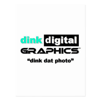 Gráficos de Dink Digital Tarjeta Postal