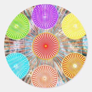 Gráficos de la terapia del color: Energía curativa