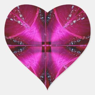 Gráficos simples elegantes - color de rosa rosado  pegatinas